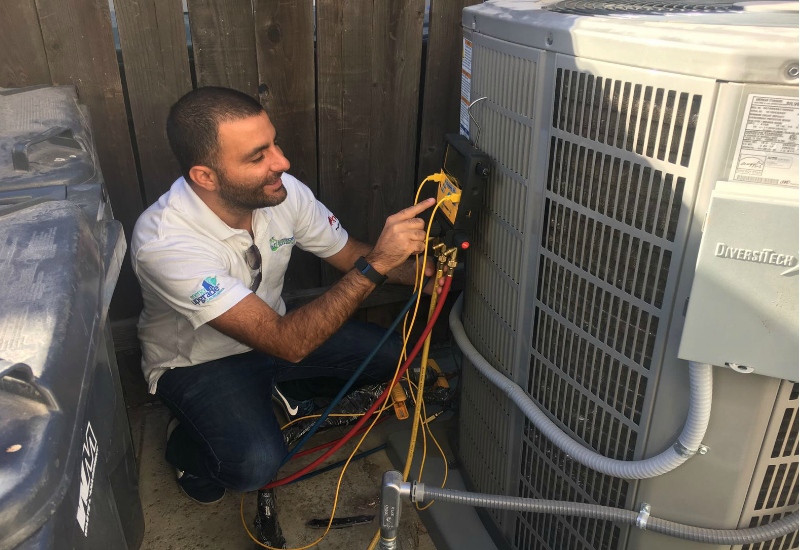 TYPES OF HVAC SYSTEMS FOR YOUR LOS ANGELES HOME