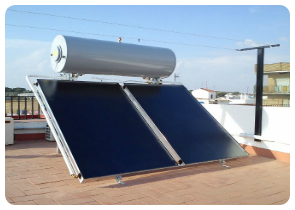 solar water systems installation in los angeles
