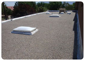 Built-Up Roofing Systems los angeles