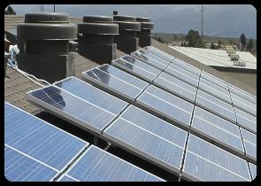 commercial solar installation los angeles