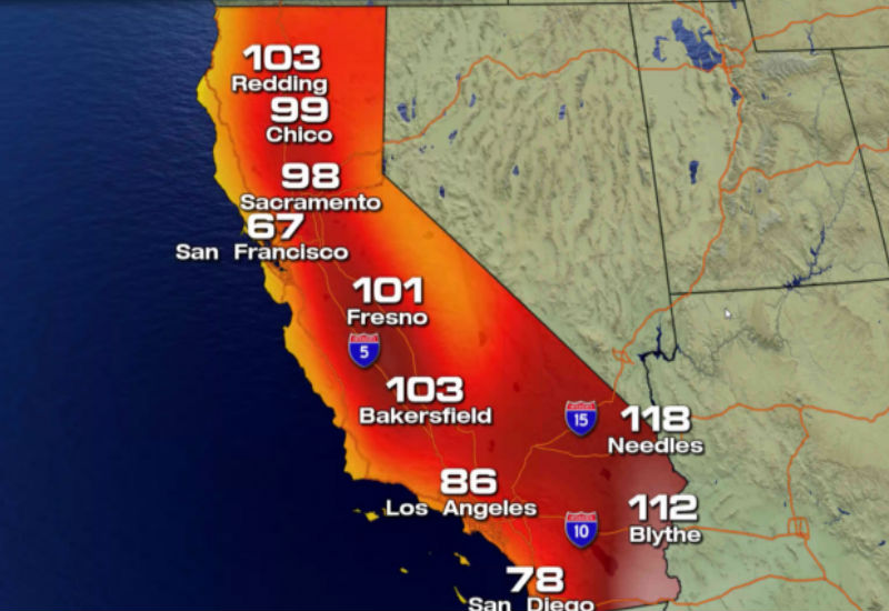 HOW TO PREPARE YOUR HOME FOR A LOS ANGELES HEAT WAVE