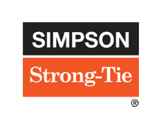simpson and tie house bolting