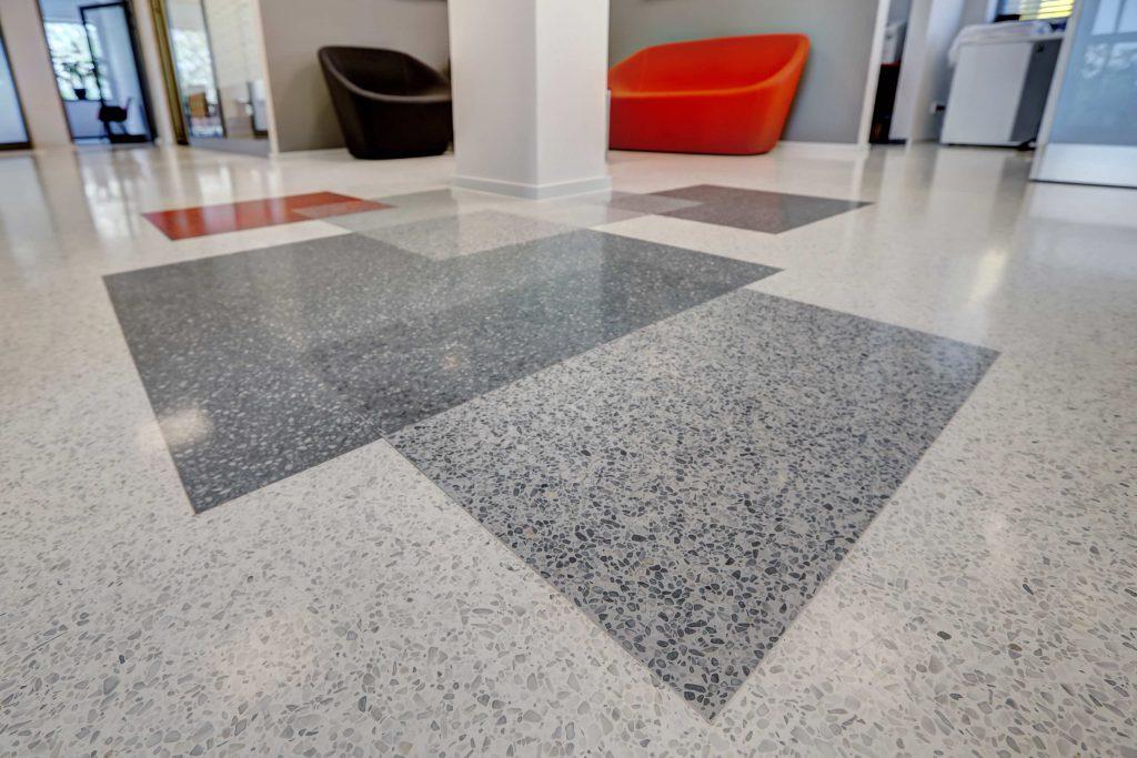 terrazzo floors in los angeles