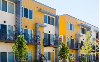 apartment building remodeling and renovation in Los Angeles