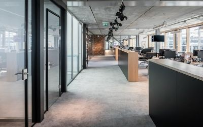 office commercial remodeling in Los Angeles