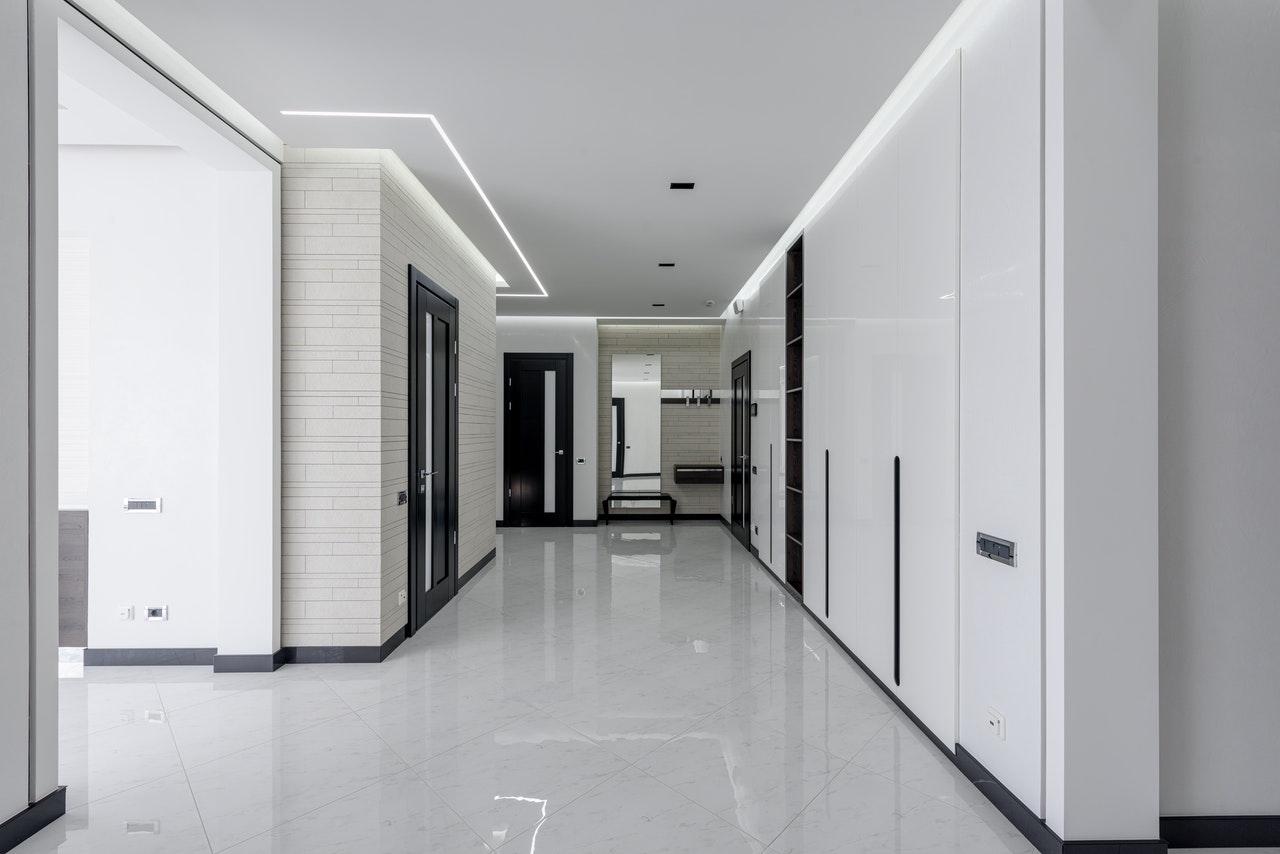 office flooring office remodeling in Los Angeles
