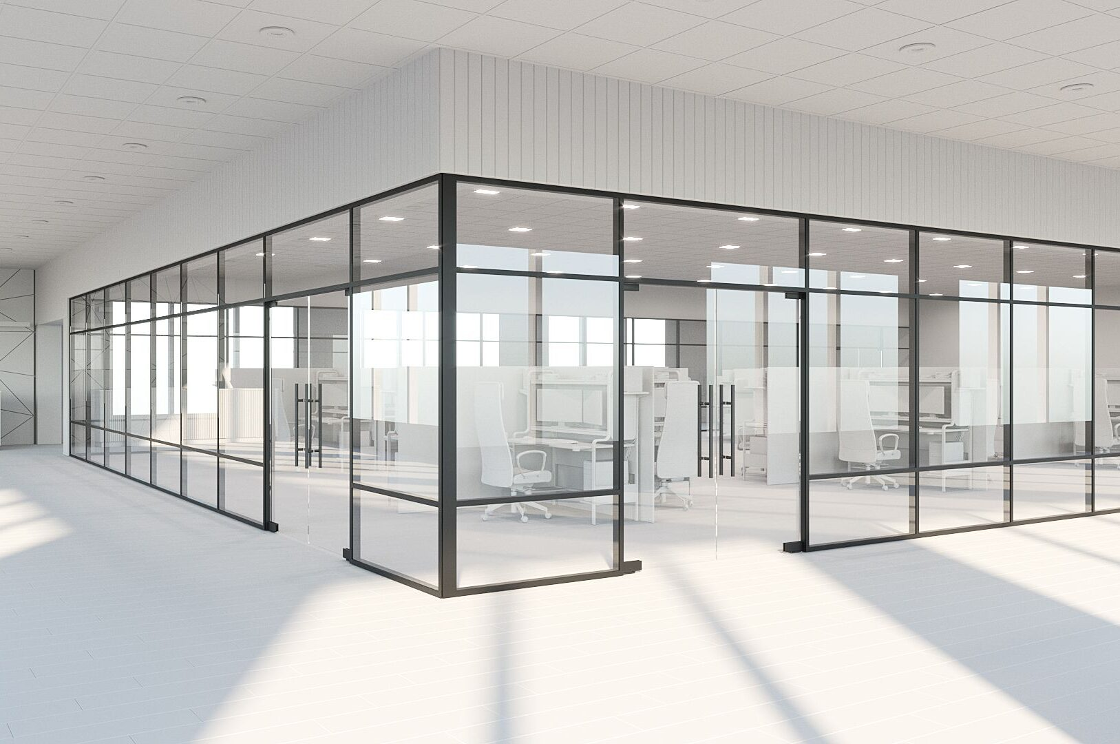 BENEFITS OF INSTALLING GLASS WALLS IN YOUR LOS ANGELES OFFICE